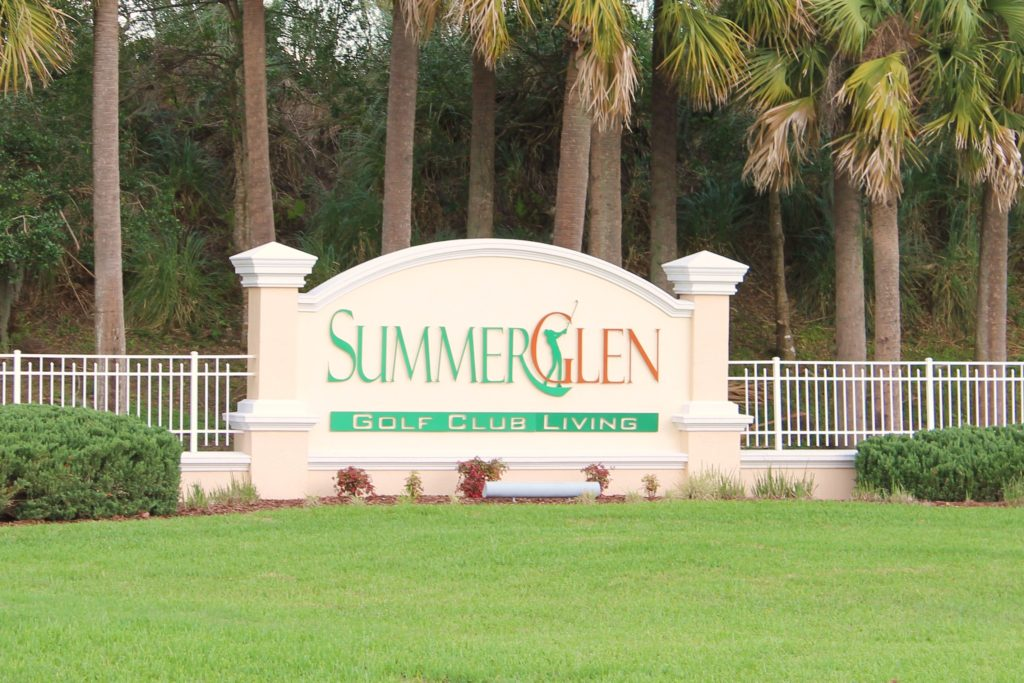 summerglen entrance